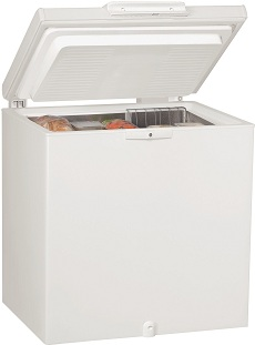 Lada frigorifica Whirlpool WH2010A+E 6th Sense
