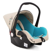 Cosulet Auto bebe turquoise 0-13 kg