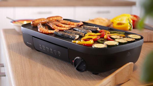 grill electric pentru bucatarie