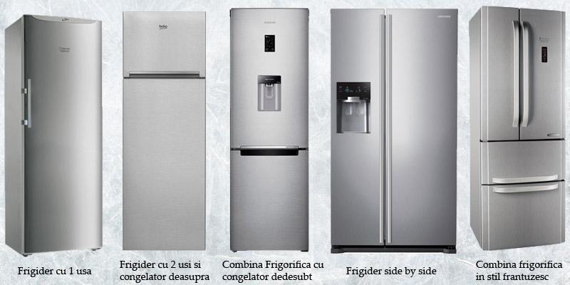 tipuri de frigidere