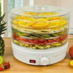 deshidrator fructe legume