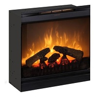Focar semineu electric incorporabil 3D Dimplex Optiflame DF2010-EU cu sunet