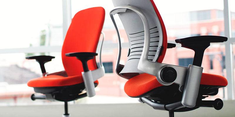 scaun de birou pentru coloana