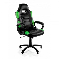 Scaun Arozzi Enzo Gaming negru verde