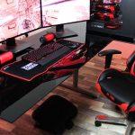 scaun de gaming bun