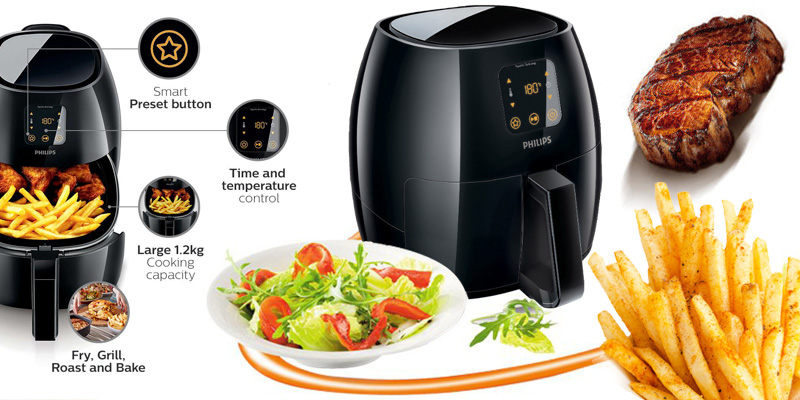 Philips Airfryer XL HD9240 pareri