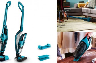 Review: Aspirator Vertical si Mop Philips FC6404/01 Pret si Pareri