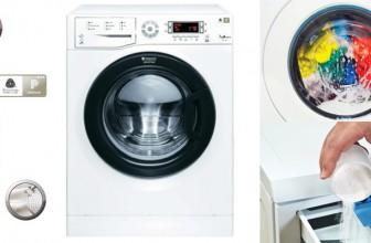 Review: Masina de spalat rufe Slim Hotpoint WMSD723B – Pret si Pareri