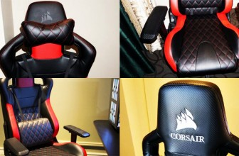 T1 Race, un Nou Scaun de Gaming de la Corsair