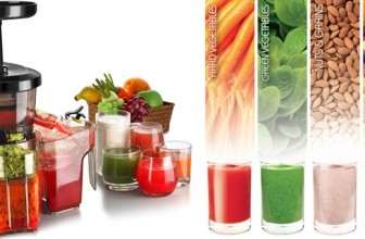 Cum Functioneaza un Storcator de Fructe si Legume cu Melc?