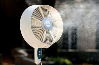Ventilator cu Pulverizare Apa – Cum il Alegi pe Cel Mai Bun?