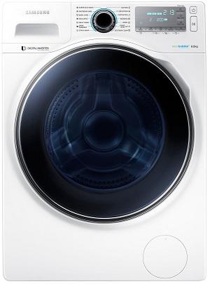 Samsung Crystal Blue WW80H7410EW – Masina de Spalat Rufe Economica si Silentioasa