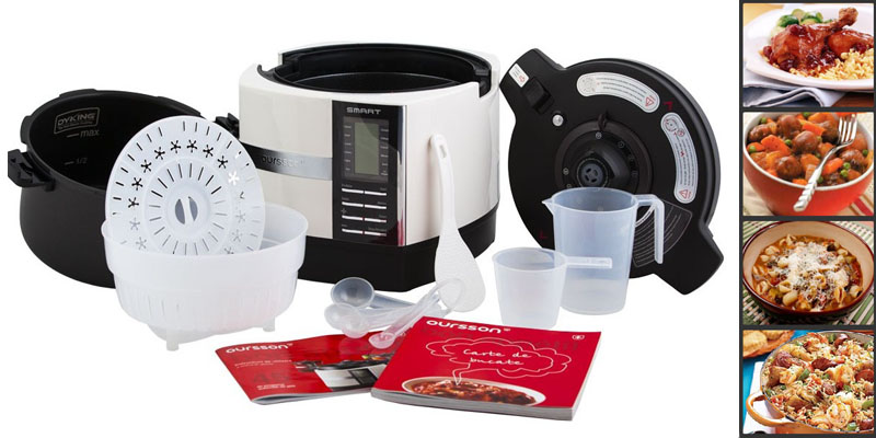 Multicooker cu presiune Oursson MP5015PSD Review