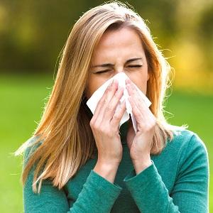 intensificarea alergiilor