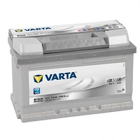 Baterie auto Varta Silver 74AH
