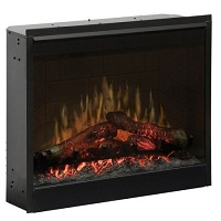 Focar semineu electric incorporabil 3D Dimplex Optiflame DF2608 cu sunet