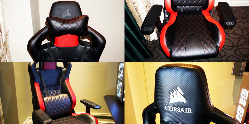 T1 Race Scaun de Gaming Corsair