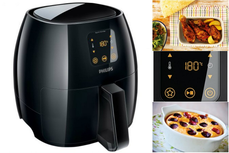 Friteuza Philips Airfryer XL HD9240 review