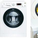 Review Masina de spalat rufe Slim Hotpoint WMSD723B - Pret si Pareri