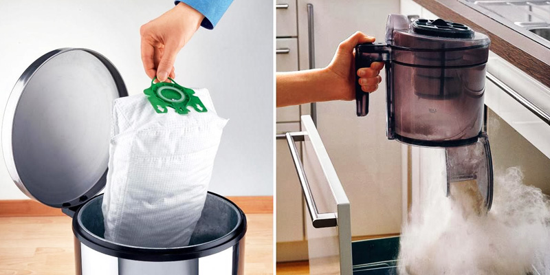 aspirator cu sac sau fara sac