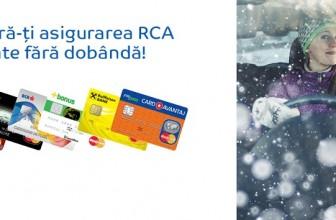 Cumpara Asigurare RCA in 12 Rate Fara Dobanda