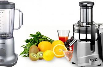 Storcator de Fructe vs Blender – Pe Care sa il Alegi ?