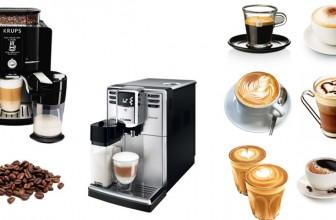 Espressor Cafea cu Rasnita – Aparat de Facut Cafea cu Rasnita Incorporata