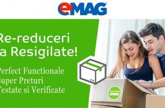 Resigilate eMAG – Produse Resigilate cu Reducere de Pana la 63%
